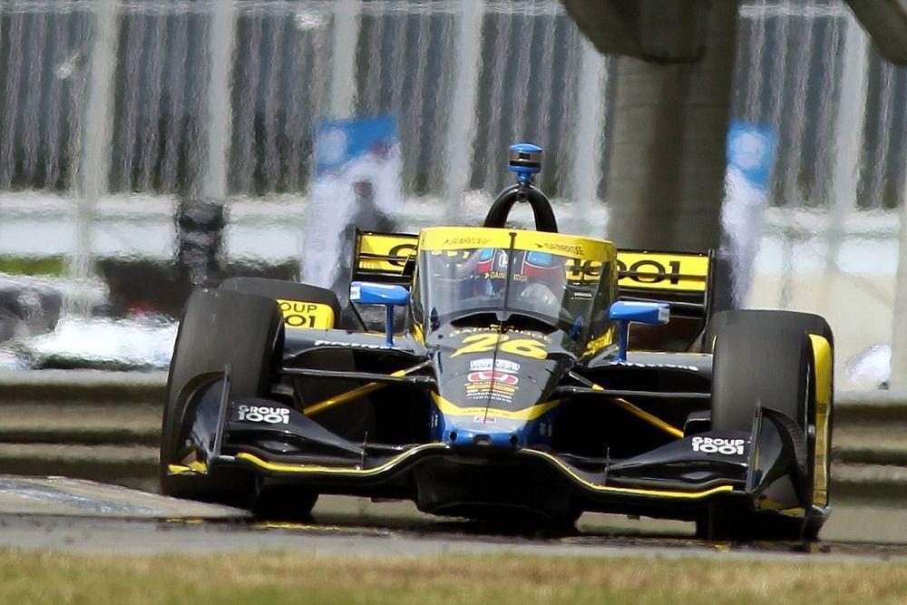 """Andretti: """"Mazepin heeft licentie, maar Herta komt niet in aanmerking"""""""