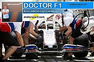"""Ceccarelli: """"Un team di F1 è complesso: anche gli ingegneri sgomitano"""""""