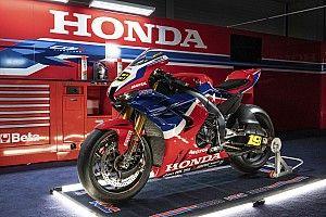 Honda przedstawiła maszynę na WSBK