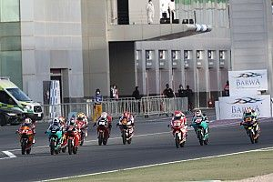 7 Pembalap Moto3 Dihukum Start dari Pit Lane
