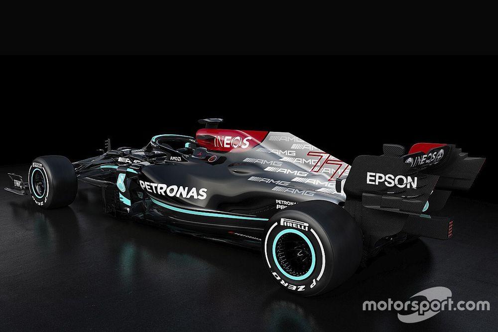 ¿Por qué esconde Mercedes el suelo de su W12 para la F1 2021?