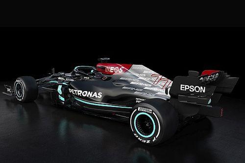 Shakedown Mercedes W12 Dilakukan di Bahrain