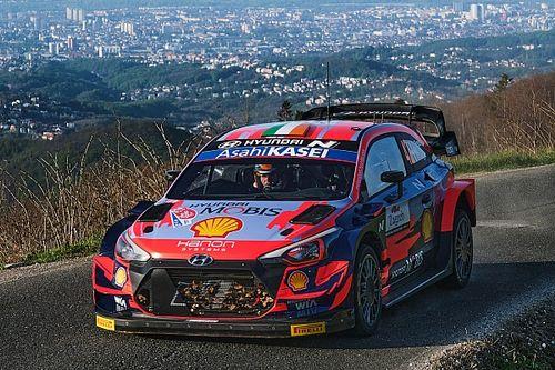 WRC: ecco i piloti Hyundai per l'Ypres Rally