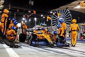 McLaren vond 'aanzienlijke' schade aan auto Ricciardo in Bahrein
