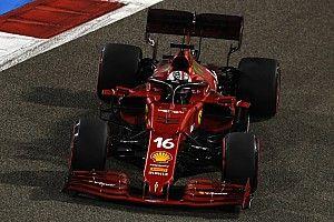A Ferrari Bahreinben folytatta a 2022-es gumik tesztelését - kép