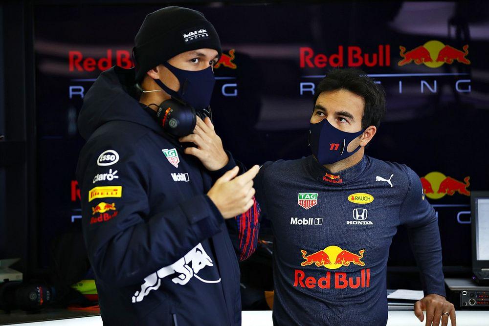 Albon, Red Bull'da fırsat bulamaması halinde başka takımlara bakabilir