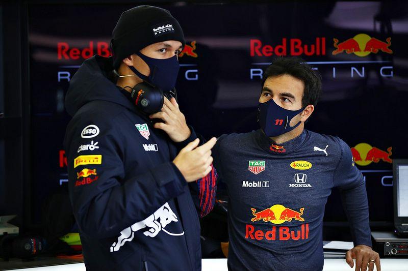 Albon kijkt voor volgend seizoen verder dan Red Bull Racing