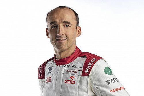 Kubica büszke rá, hogy Lengyelországban tartják a C41 bemutatóját