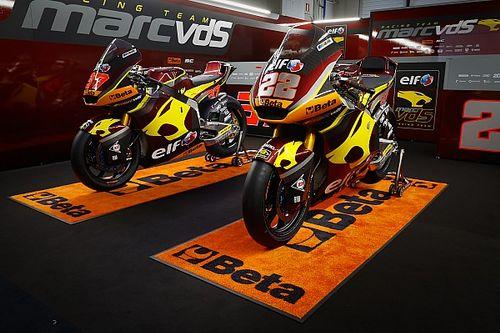 Marc VDS Rombak Total Livery Motor Lowes-Fernandez