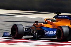 Norris, McLaren'ın çalışmalarından memnun