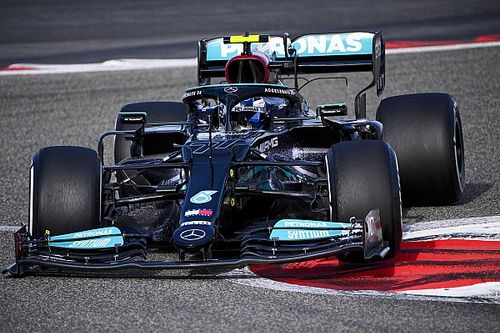Bottas returns Mercedes to the top on second day of Bahrain F1 test