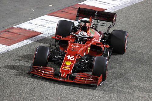 Leclerc: intentaremos mejorar respecto a 2020, pero no habrá milagros