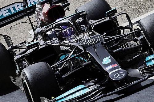 ¿Mercedes está en problemas o todo es parte de un plan?