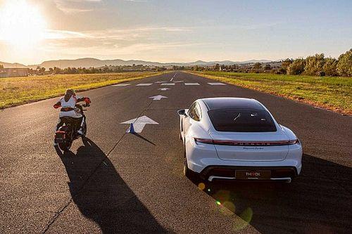Porsche Taycan vs. Harley-Davidson LiveWire: la carrera Europa-USA