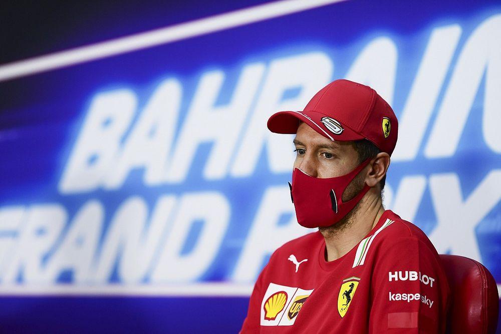 """Stroll Vettel ferraris korszakáról: """"Mindnyájan tudjuk, hogy ők vannak a legnagyobb nyomás alatt…"""""""