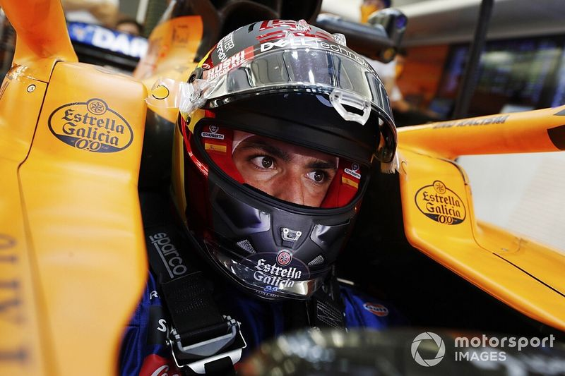 Sainz set for first Ferrari F1 test with 2018 car