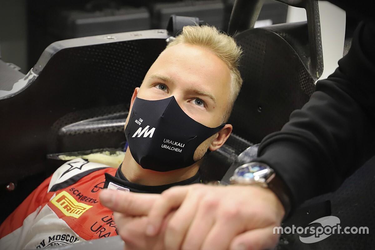 L'agressivité de Mazepin en piste n'inquiète pas Haas - Motorsport.com France