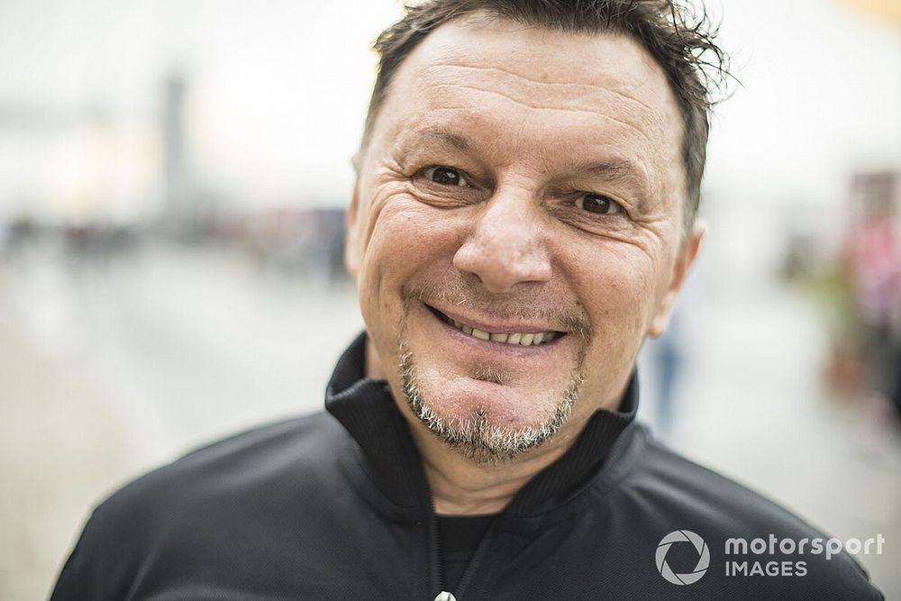 """Fausto Gresini toujours conscient et dans un état """"stable"""""""