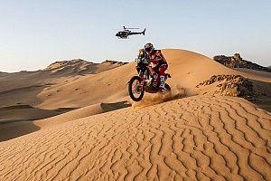 Price gana la tercera etapa del Dakar 2021 y Benavides ya es 2°