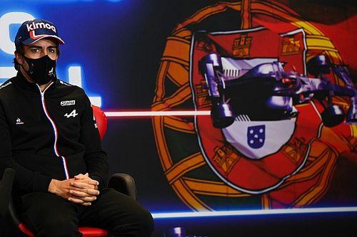 """Alonso recuerda que el plan de Alpine es """"a largo plazo"""""""