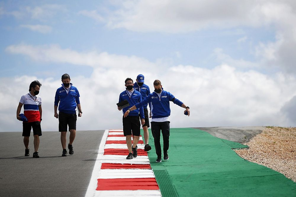 FIA Beri Peringatan soal Track Limit GP Portugal