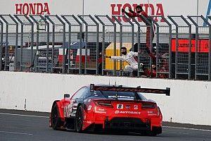 ついに優勝! 8号車ARTA野尻「運もあったが、ペースが良かったから勝てた」