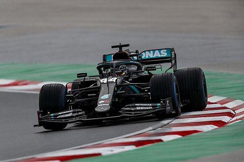 Hamilton: Kwalificatie Turkije minst aangename sessie ooit