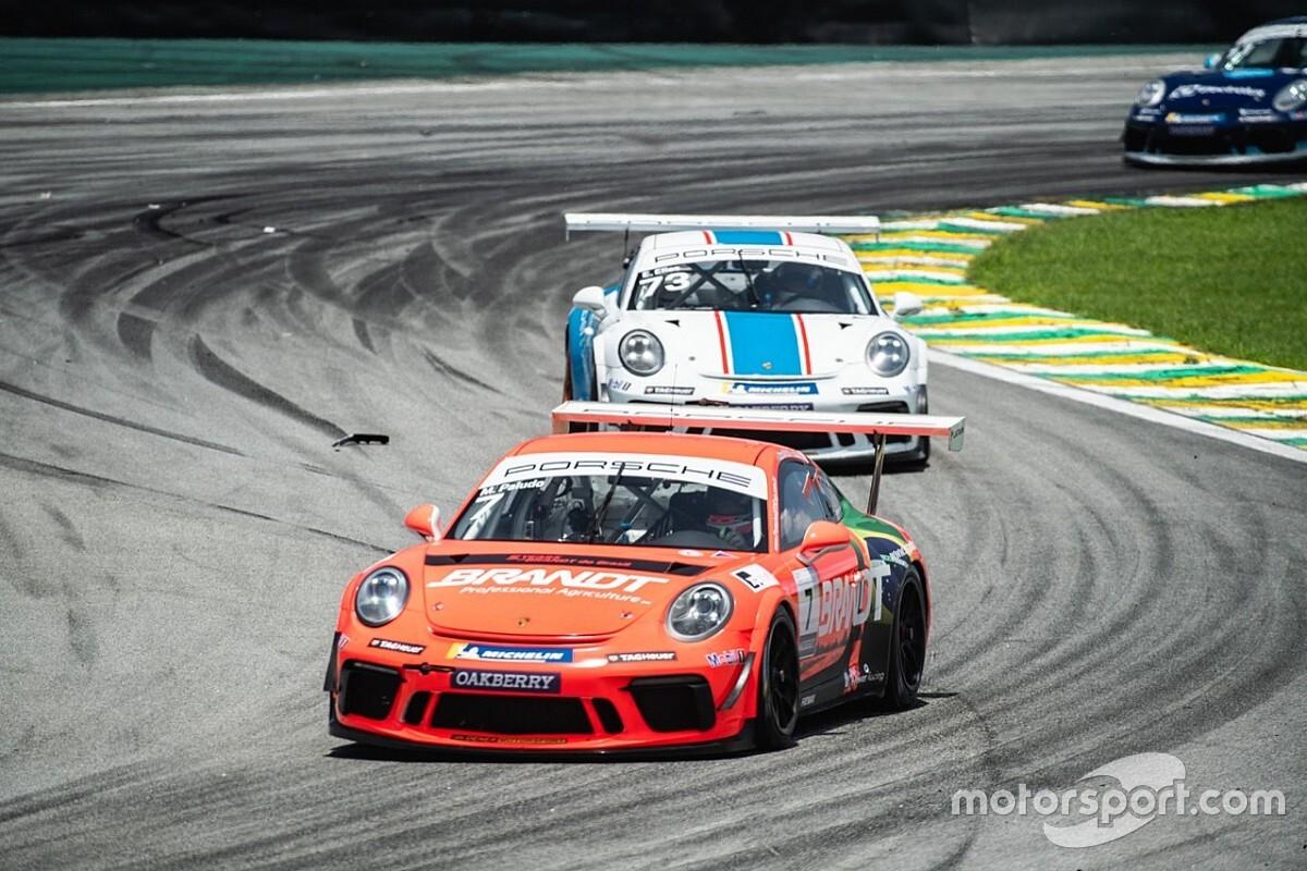 Porsche Cup: Com hexa de Paludo garantido, Sprint tem títulos encaminhados