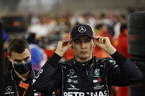 """拉塞尔希望给沃尔夫带来今后车手选择""""头疼的事情"""""""