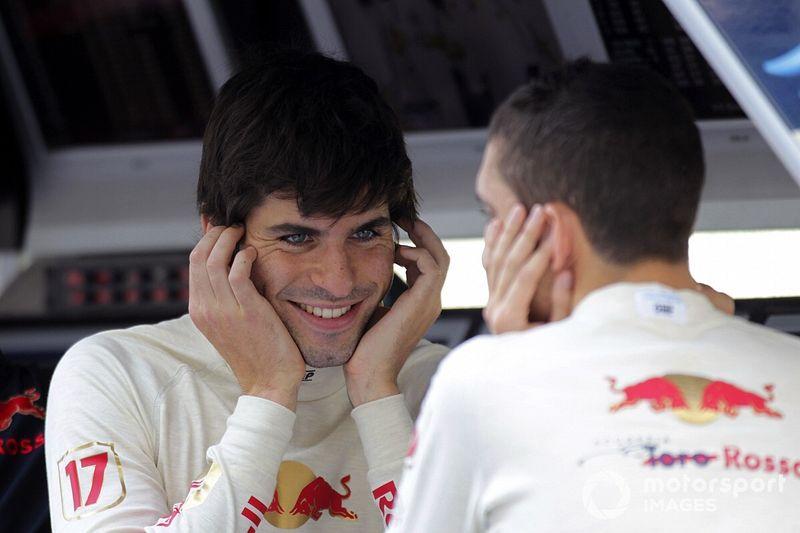 F1: Ex-Toro Rosso, espanhol que virou DJ vai voltar às corridas