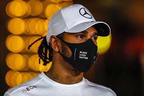 Doornbos vindt eenjarige deal Hamilton en Mercedes 'opmerkelijk'