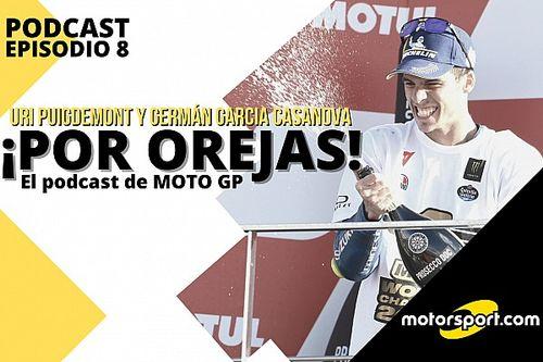 Podcast MotoGP 'Por Orejas': entrevista con Joan Mir, campeón del mundo
