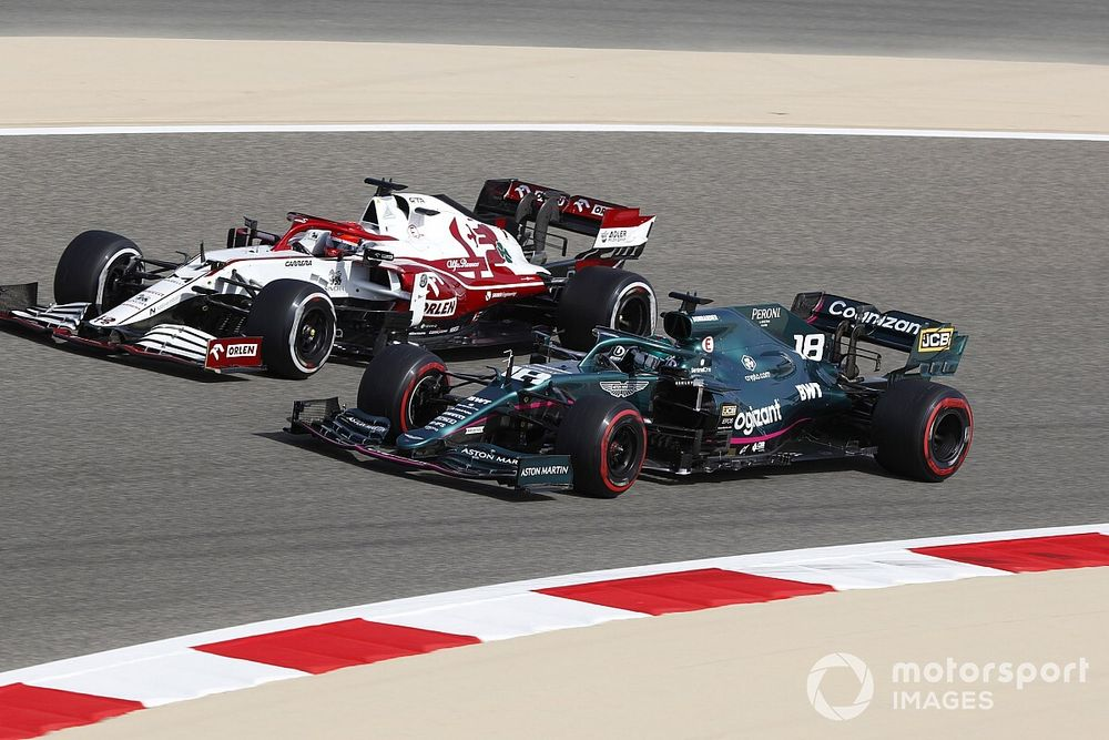 Aston, Alfa Romeo first F1 teams to launch fan tokens