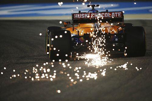 McLaren rivela: Ricciardo ha corso con il fondo danneggiato