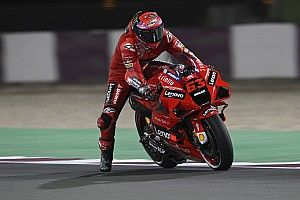 Qatar MotoGP: Bagnaia takes maiden pole for Ducati