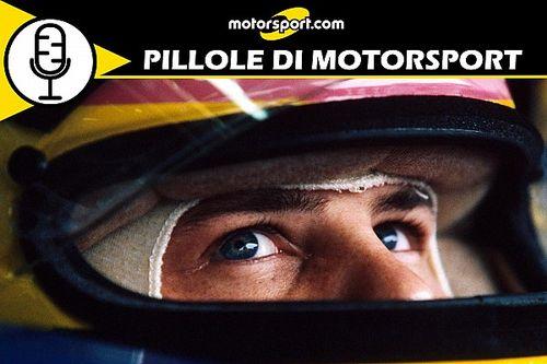 """Podcast: Jacques Villeneuve, 50 anni e un """"casco"""" di ricordi"""
