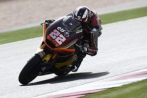 Moto2 Qatar test: Sam Lowes pips Bezzecchi by 0.013s