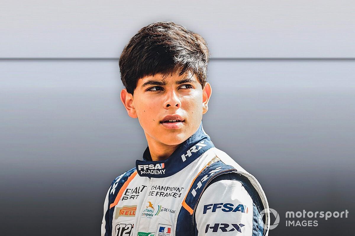 HWA adds Mexican driver Villagomez to FIA F3 squad