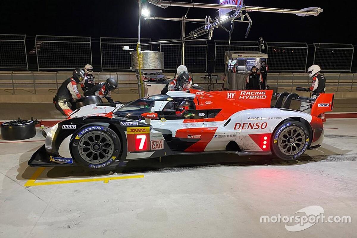 WEC: Nakajima e Kobayashi provano finalmente la Toyota