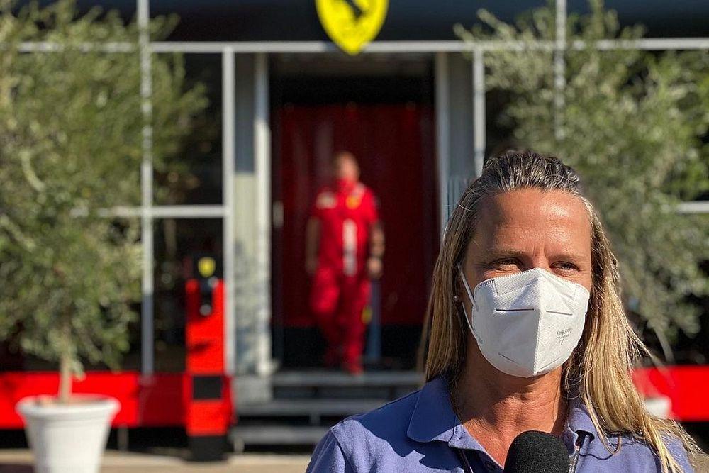 Mariana Becker diz que F1 na Globo estava limitada pelo tempo e isso gerava frustração