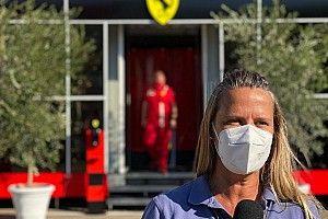 Band assina com Mariana Becker para cobertura da F1 após saída da repórter da Globo