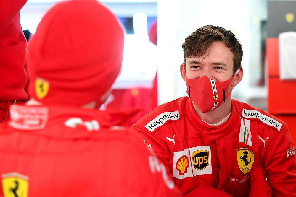 Jövő hétvégén debütál az IndyCarban a Ferrari F1-es tesztpilótája