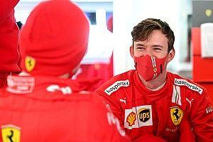 A Ferrari tartalékversenyzője kihasználná az idei évet