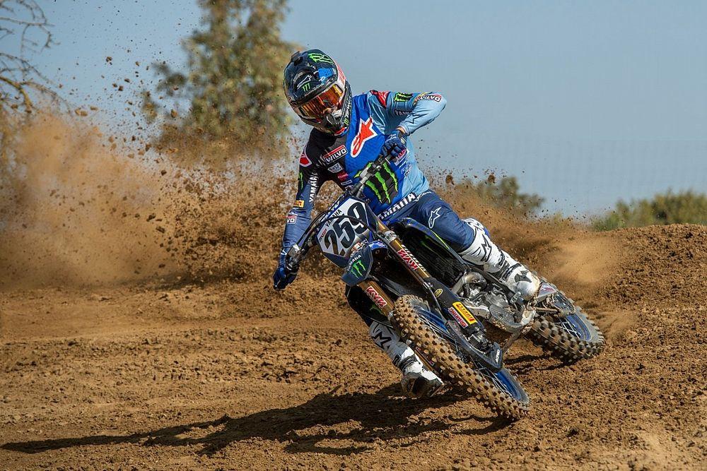 Coldenhoff houdt kater over aan Yamaha-debuut