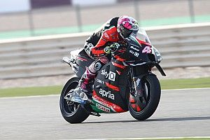 "Espargaro: New Aprilia MotoGP bike ""different"" to ride"