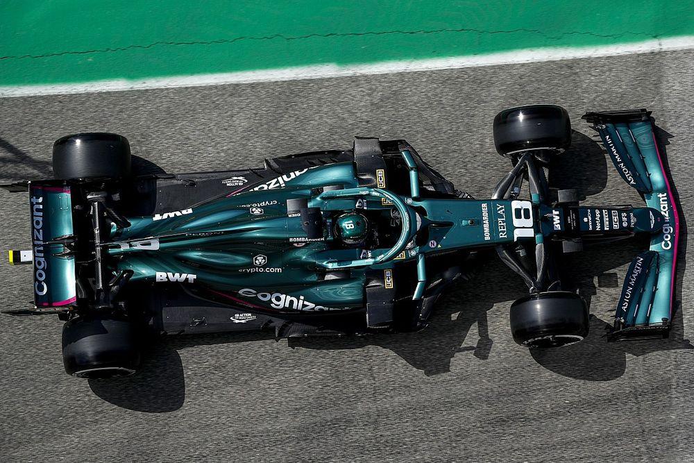 Análise técnica: entenda como a Aston Martin tenta resolver o problema de seu carro na F1
