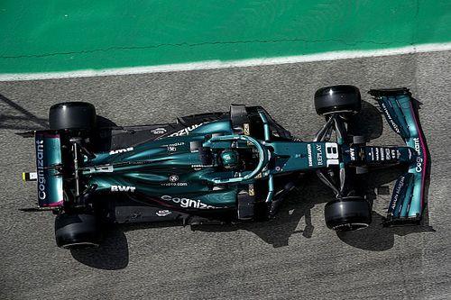 Así está luchando Aston Martin contra su déficit en F1