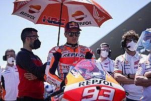 Jelang MotoGP Spanyol, Marquez Dilarang Sering Naik Motor