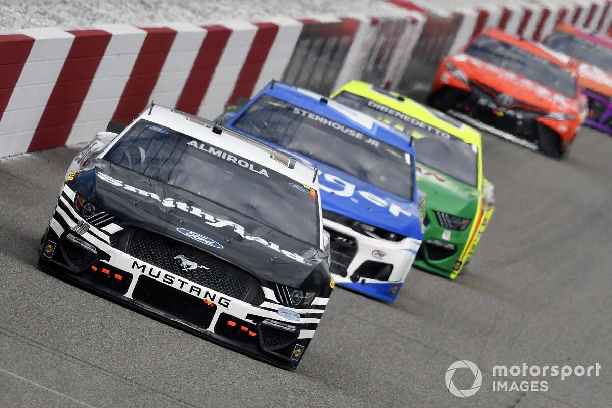 "Aric Almirola's NASCAR season has gone ""miserably wrong"" thumbnail"