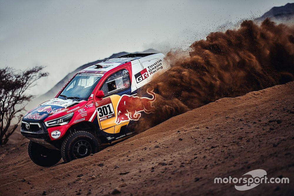 Dakar, Auto, Prologo: Al-Attiyah e Baragwanath alla pari!